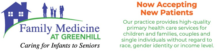 Family Medicine at Greenhill Logo